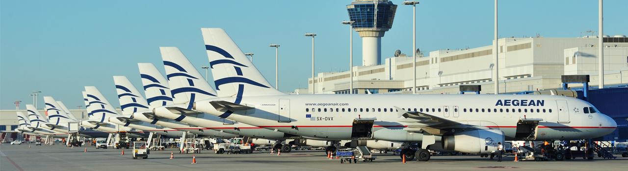 Irány a tengerpart! 10-40%-os kedvezmények az Aegean Airlines-tól