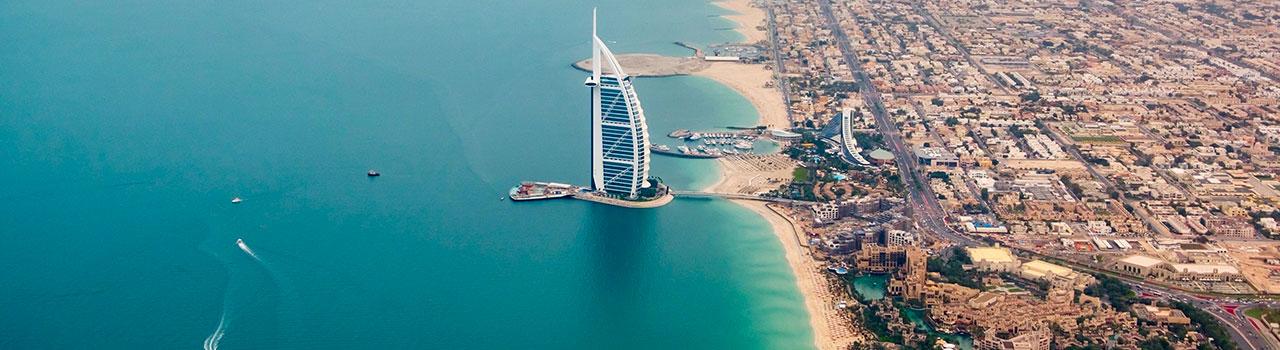 Luxus nyaralás az Emírségekben - irány Dubaj és Ras Al Khaimah
