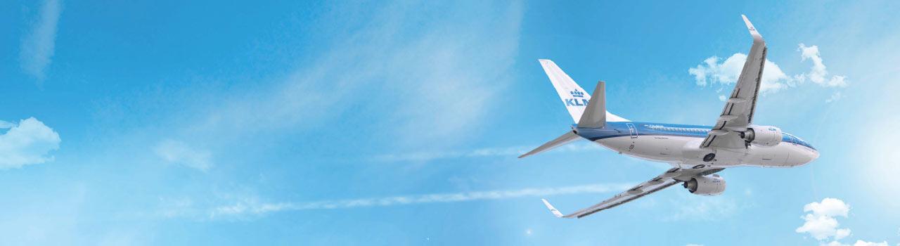 Januári akció a KLM-től