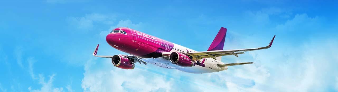Black Friday akció a Wizz Air légitársaságtól