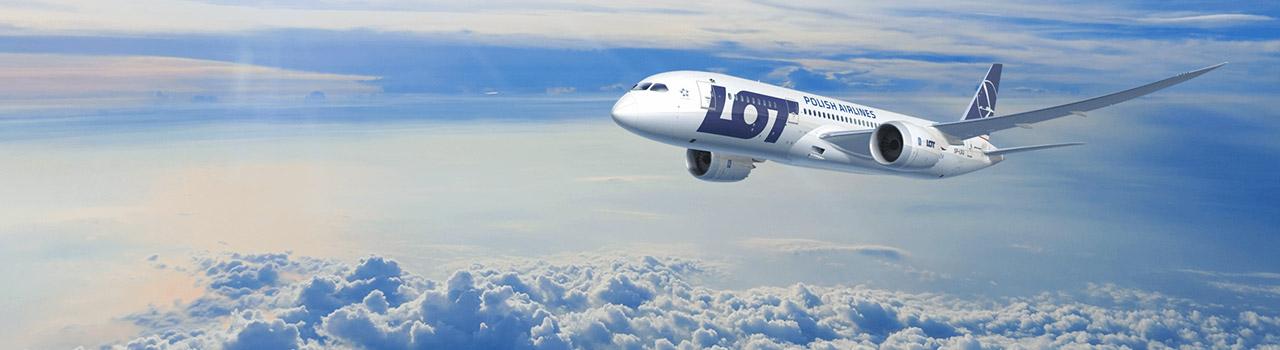 13308acafef8 LOT Polish Airlines - repülőjegy foglalás és információk - repjegy.hu