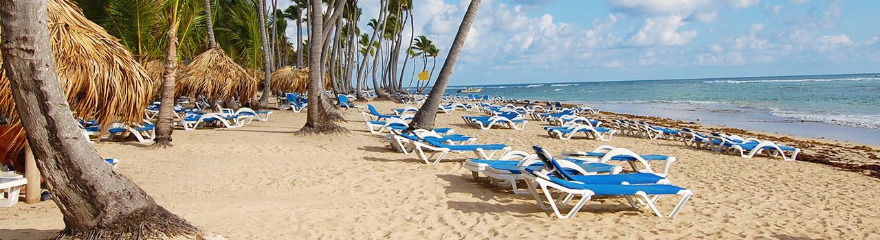 Punta Cana a Karib-térség egyik drágaköve. Sekély vízű azúrkék tenger, pálmafák sokasága és a fehér homokos tengerpart vár ránk kilométereken át. Punta Canát a vizisportok szerelmeseinek találták ki. Búvárkodhatunk a kristálytiszta tengerben, vagy akár szörfözhetünk, vitorlázhatunk is. Bejárhatjuk katamaránnal a partmenti vizeket, vagy hosszabb túrákat tehetünk a közeli dzsungelben. Bármelyiket választjuk is, az élmény garantáltan felejthetetlen lesz ebben a paradicsomi környezetben.