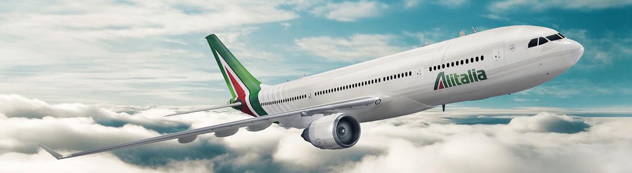 Nyereményjáték Alitalia ajándékcsomagért - lezárult