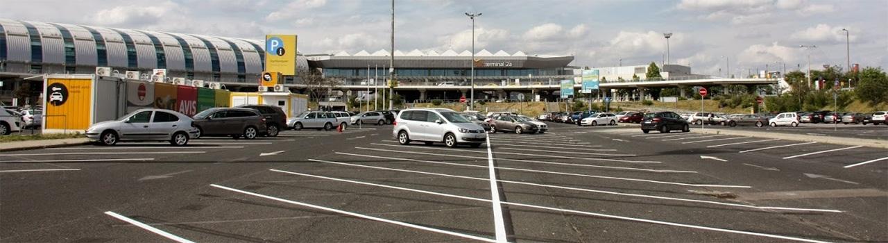 Ezer új parkolóhely épül a budapesti repülőtéren