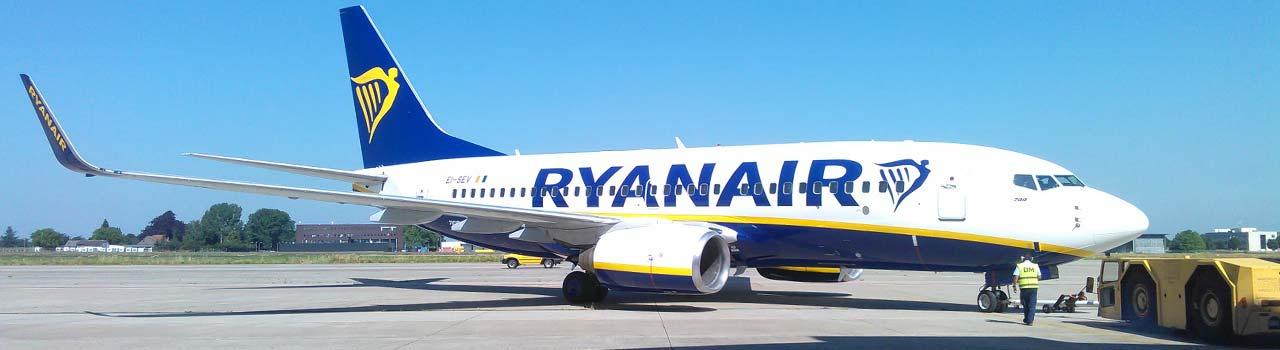 Három új úti céllal bővíti budapesti kínálatát a Ryanair