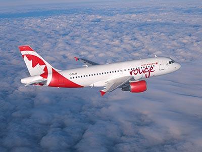 Air Canada nyereményjáték ajándékcsomagért