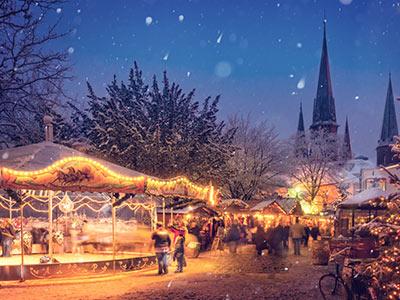 Hangulatos téli úti célok adventi és karácsonyi utazásokhoz