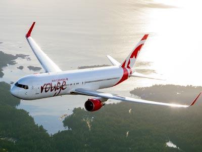 Akciós repjegyek az USA-ba és Kanadába az Air Canada-tól