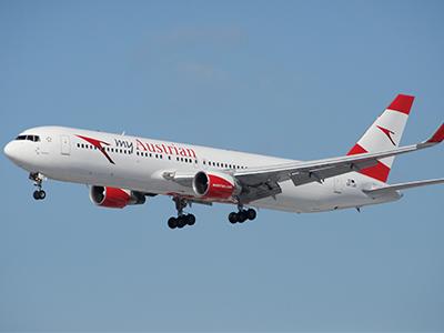 Új Premium Economy osztály az Austrian Airlines járatain