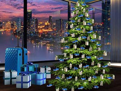 Karácsonyi akció a KLM légitársaságtól