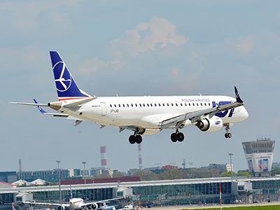 Új járatot indít a LOT Budapest és London között
