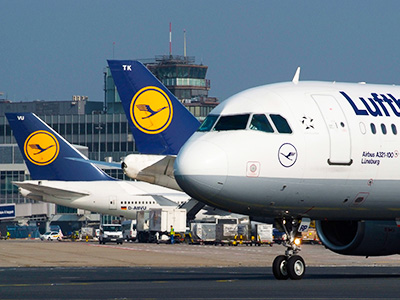 Járatfejlesztések a Lufthansa Budapest-Frankfurt útvonalán