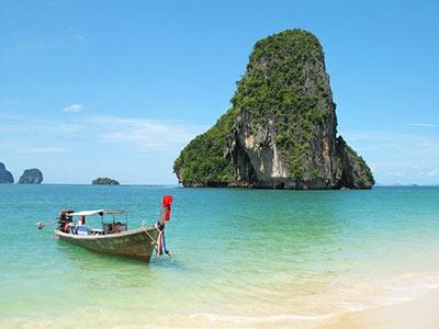 Krabi: új thaiföldi úti cél a Qatar Airways-nél