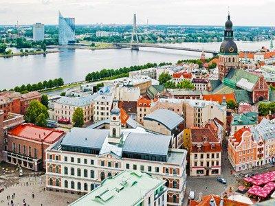 Kedvezményes airBaltic repjegyek Észak-Európa nagyvárosaiba