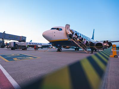 A Ryanair budapesti bázisát leányvállalata, a Buzz veszi át