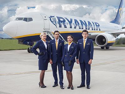 További három új úti céllal bővít Budapesten a Ryanair