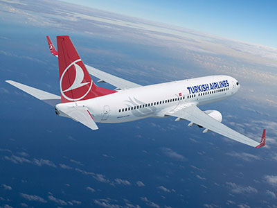 Akciós repjegy árak a Turkish Airlines-tól
